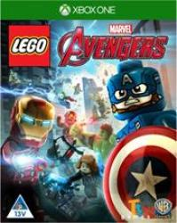 XBOX One Game Lego Avengers Retail Box No Warranty On Software
