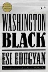 Washington Black Hardcover