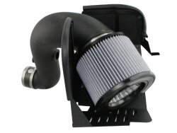 AFe Power Magnum Force 51-11342-1 Dodge Diesel Trucks 03-09 L6-5.9 6.7L Td Performance Intake System Dry 3-LAYER Filter