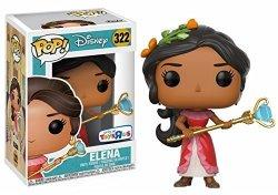 Funko Pop Disney Elena Of Avalor Exclusive 322