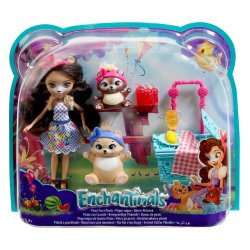 Barbie - Enchantimals Theme Pack Do