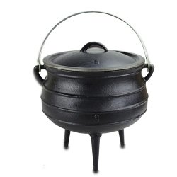 AfriTrail Potjie No. 3 Cast Iron