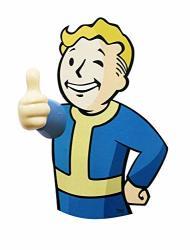Numskull Fallout Coat Hooks Vault Boy 2 Pack
