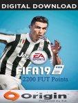 Fifa 19 - 2200 Fut Points Origin
