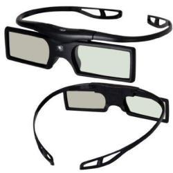Signstek 2 Pack Detachable 144HZ 3D Active Shutter Glasses For Dlp-link 3D Projectors