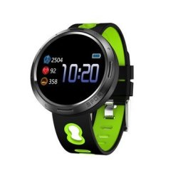 Bakeey M58 Stainless Steel Shell IP68 Waterproof Heart Rate Detection Message Vibr