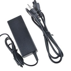 6FT Right Angled AC Power Cord for Sony KDL-40V3000 TV 3 Outlet Adapter