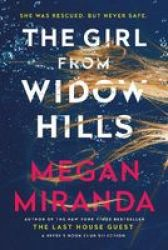 The Girl From Widow Hills Paperback Main
