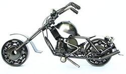 USA Abcvariety Harley Davidson Classic Shovelheads Style Die Cast Model Crafts Gift Decoration