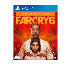 PS4 Far Cry 6 Gold Edition - Available 18 February 2021