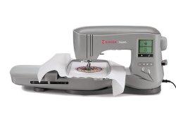 Singer Superb EM200 Domestic Embroidery Machine + Digitizing Software