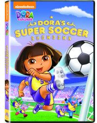 Dora The Explorer - Super Soccer Showdown Dvd
