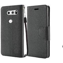 the latest d556a 88406 LG V30 LG V30 Plus LG V30 Case LG V30 Plus Case Luckiefind Design Premium  Pu Leather Flip Wallet Credit Card Cover Case | R505.00 | Cellphone ...