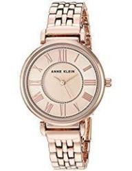 Anne Klein Women's Bracelet Watch AK 2158RGRG