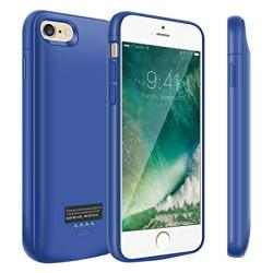 Kunter Battery Case For Iphone 6 6S 4000MAH Portable Charger Case Rechargeable Extended Battery Charging Case For Iphone 6 6S 4.