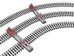 Bachmann Industries Inc. Ho Scale Adjustable Parallel Track Tool 2 PK - Ho Scale