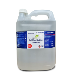 Liquid Hand And Surface Sanitiser 5L