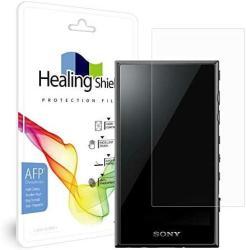 Screen Protector 2PCS For Sony Walkman NW-A100TPS A105 A105HN A106 A107 Afp Oleophobic Coating Screen Protector Clear Lcd Guard Healing Shield Film