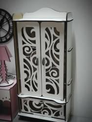 Barbie - Shelf Wardrobe - Mint