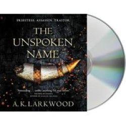 The Unspoken Name Standard Format Cd