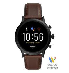 Fossil Gen 5 Carlyle Smartwatch Black brown