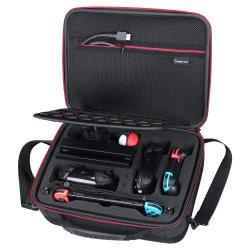 Smatree Hard Carrying Case N600 Compatible For Nintendo Switch-fit For Pro Controller ultimate Edition Pro Controller