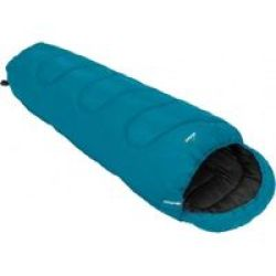 Vango Atlas Junior Sleeping Bag - Bondi Blue