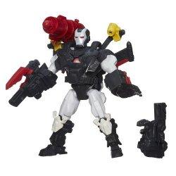 Hasbro Marvel Super Hero Mashers Electronic Marvels War Machine Figure - 6 Inches