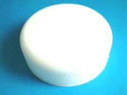 FLEXIPADS Compounding Sponge 150mm Velcro White