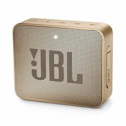JBL Lifestyle Jbl JBLGO2CPN Go 2 Portable Bluetooth Waterproof Speaker Champagne 4.3 X 4.5 X 1.5