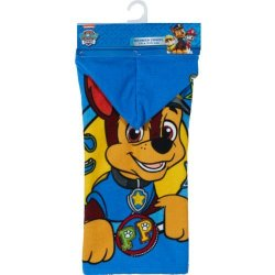 Paw Patrol Boys Hooded Towel Blue