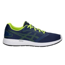 Asics Size 6 Patriot 10 Running Shoes in Blue & Green
