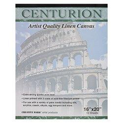 Centurion Canvas Pad 16X20