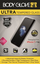 Body Glove Ultra Tempered Glass Screen Protector for iPhone 7
