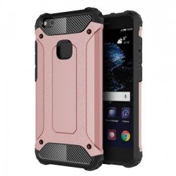 Tuff-Luv Tough Armour Layered Case for Huawei P10 Lite in Rose Gold