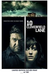 Lost Posters Rare Poster Thick Mary Elizabeth Winstead 10 Cloverfield Lane John Goodman 2016 Movie Reprint 'D 100 12X18