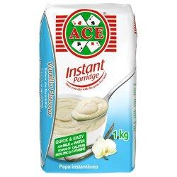 ACE Instant Porridge Vanilla Vanill 1 Kg