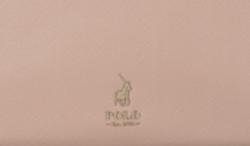 Polo Winsor Clutch Purse - Pink