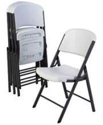 Unique Steel Folding Chair Size 430X450X835MM