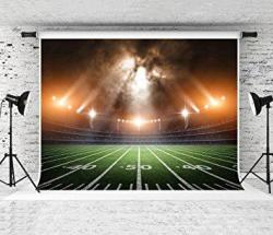 Kate 10X10FT Photography Backdrop Sport Theme Football Field Background Studio Props