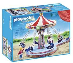 Playmobil 5548 Summer Fun Chain Carousel With Colourful Lighting