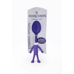 Head Chef's Spoon - Eggplant