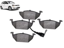 Volskwagen Economy Polo Vivo Front Brake Pad Set