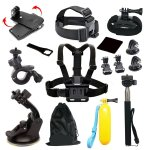8-IN-1 Accessories Kit For Gopro Hero