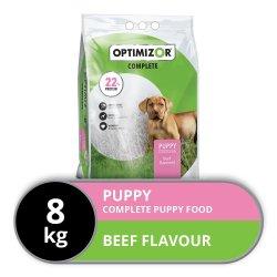 Optimizor - Complete Dog Food - Puppy - 8KG