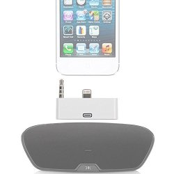 DURAGADGET Jbl Onbeat Venue Docking Station Apple Iphone 5 Lightning To  Iphone 4 30 Pin Audio Adapter For Use With Apple Iphone 5 Apple | R | ...