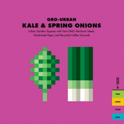 Seeds For Africa Gro-urban - Square Foot Gardening Squares ... Companion Planting Kale