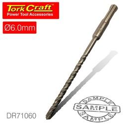 Tork Craft Sds Plus Drill Bit 160 X 100 6mm