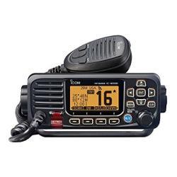 Icom M330 Compact Vhf Radio - Black M330 11