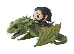 Funko Pop Television - Game Of Thrones - Jon Snow W Rhaegal